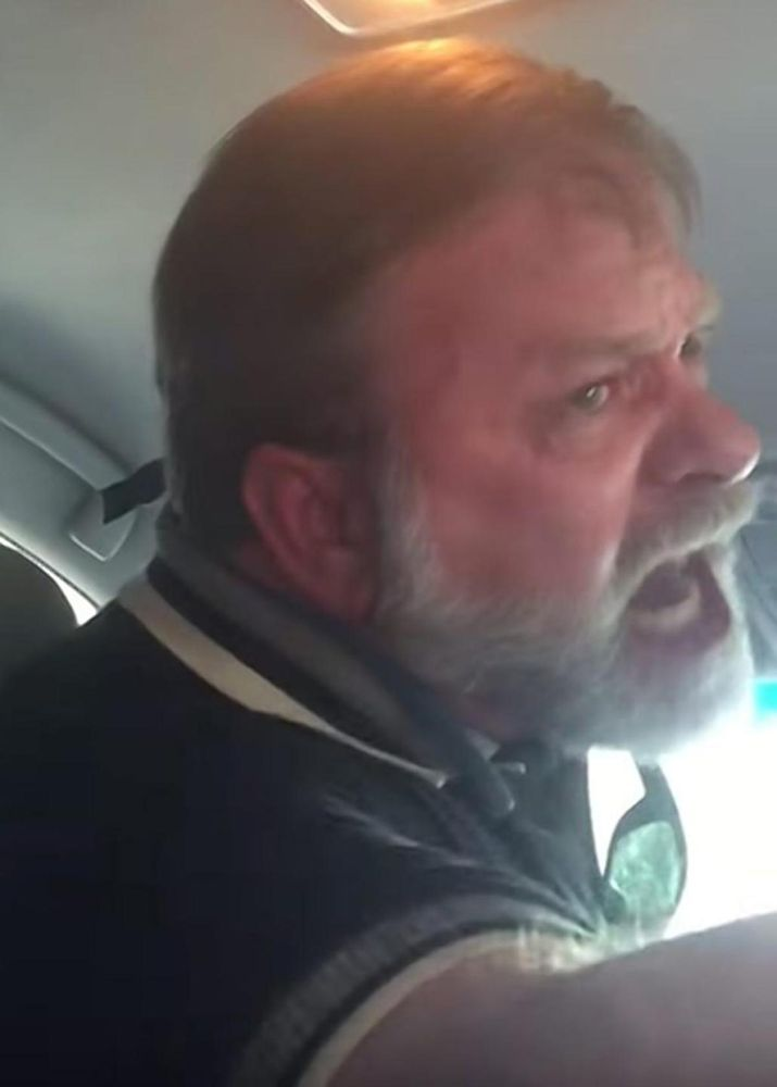 """Uber Car Seat >> Mad as Hell: LA Uber Driver Calls Woman He Took to ER a """"F***ing Moron"""" in Viral Video - Santa ..."""