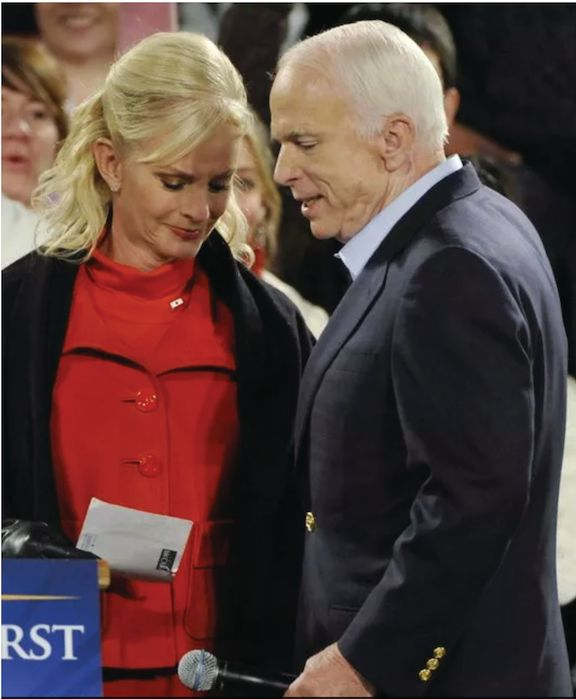 Cindy Hensley Mccain: John McCain To Resign Senate Seat On The 4th Of July, Says