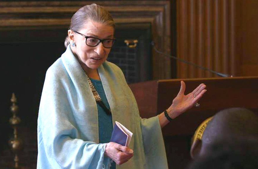 ruth bader ginsburg set to retire