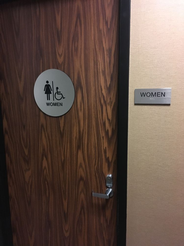 Us Gov T Hands The Keys To The Ladies Room Door To Men